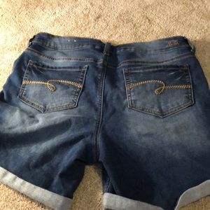 Justice Shorts - Justice. Jean shorts.  18 plus